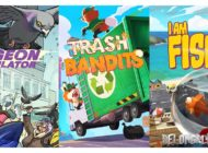 Тестируем бесплатно: Pigeon Simulator, Trash Bandits и I Am Fish