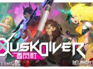 Dusk Diver: Обзор игры для Nintendo Switch
