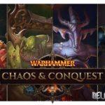 Бесплатная MMO-стратегия Warhammer: Chaos And Conquest в Steam