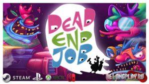 Впечатления от игры Dead End Job: грязная работёнка охотника за приведениями