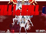 Обзор игры KILL la KILL -IF: фанфик в кружевных трусиках