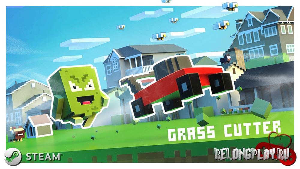 Grass Cutter - Mutated Lawns