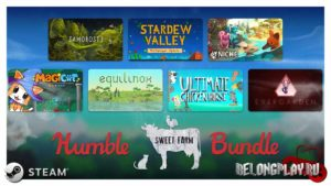 Humble Sweet Farm Bundle – первый Steam бандл 2020 года