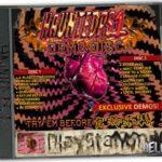 Набор игр Demo Disc 2020 в эстетике первой Playstation