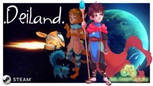 Приключенческая ролевая игра Deiland временно бесплатна в Steam