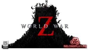 World War Z logo game art