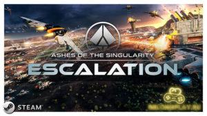 Получаем бесплатно ключи от Ashes of the Singularity: Escalation в Steam