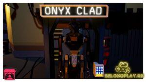 Футуристический шутер Onyx Clad раздается бесплатно на Itch
