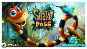 Забираем бесплатно Стим-ключики от игры Snake Pass
