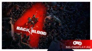 BACK 4 BLOOD WALLPAPER